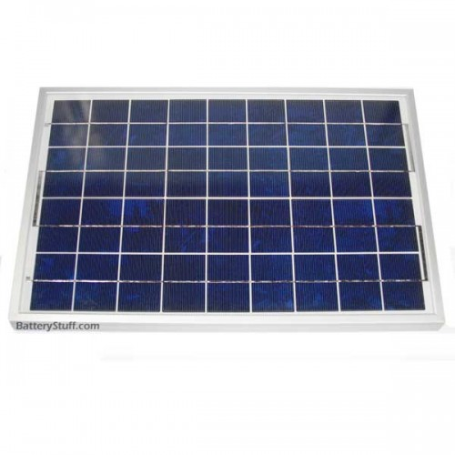 Affordable 100w Poly Solar Panel In Nigeria