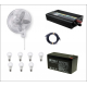 500 watt inverter kit
